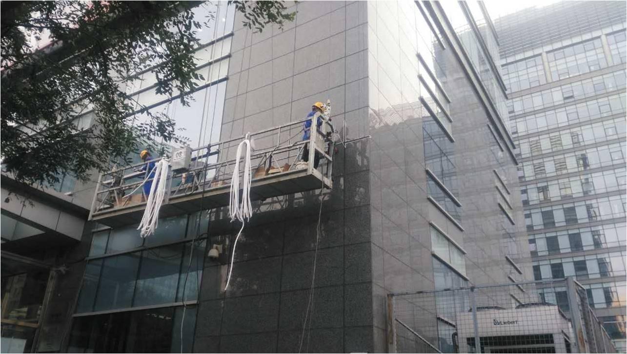 幕墙维修 幕墙维护 就找业明华幕墙公司 您身边的幕墙服务管家